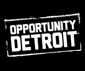 Opportunity Detroit Logo Opportunity Detroit: New Year, New Name