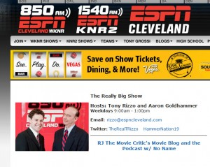 Tony Rizzo of Cleveland ESPN Radio WKNR 850 Talks About His Great Experience With Quicken Loans - Quicken Loans Zing Blog