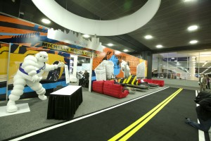 Fathead Transforms the North American International Auto Show