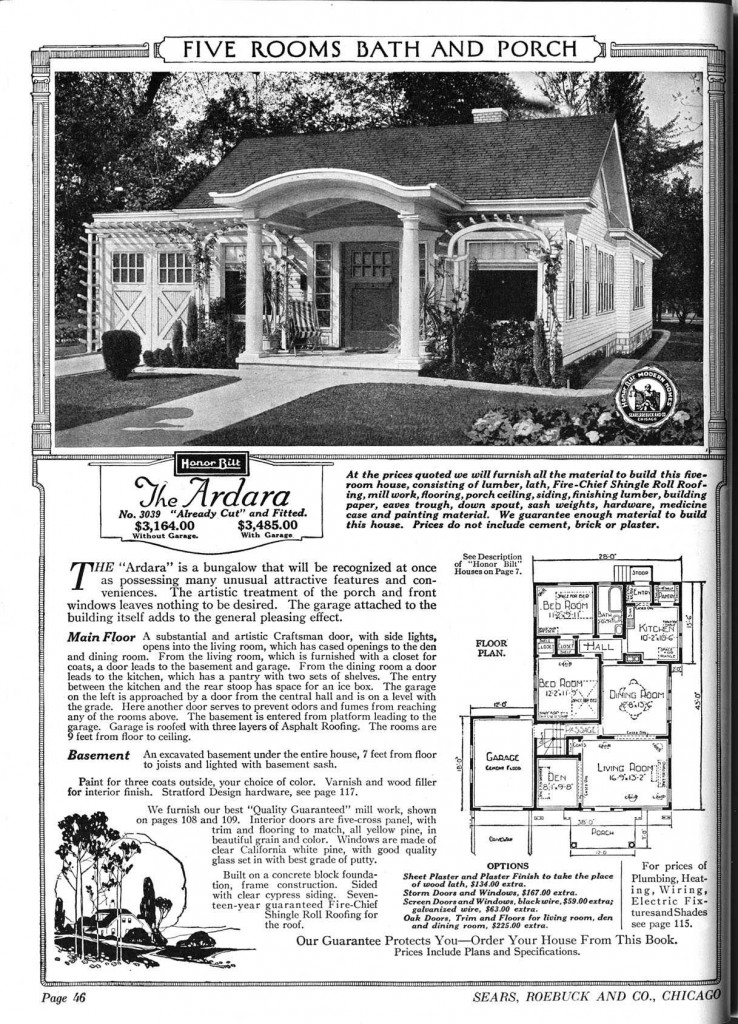 1920 3039 738x1024 Mail Order Home? Buy Your House At Sears!