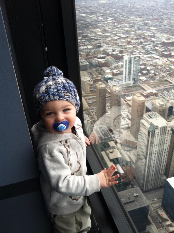 Keenan SkyDeck Chicago with Kids: What I Learned From Our Windy City Trip