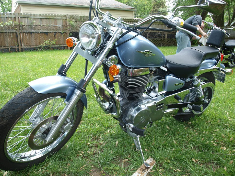 motorcycle Financial Lessons I Learned from Having a Motorcycle