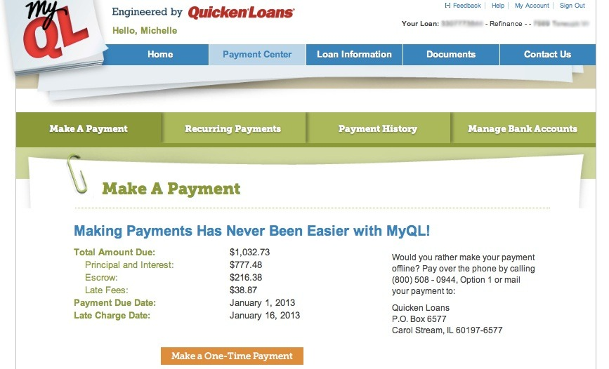 New MyQL - Quicken Loans Zing Blog