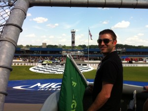 A Behind-the-Scenes Look at the Quicken Loans 400 - Zing Blog