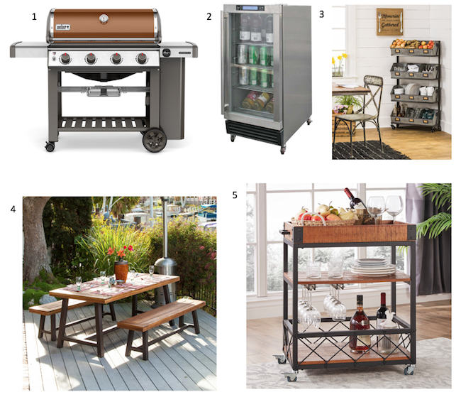 Trending Outdoor Kitchen Designs - Quicken Loans Zing Blog