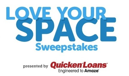 Love Your Space Sweepstakes - Quicken Loans Zing Blog
