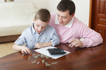 Three Financial Concepts to Teach Your Kids - Quicken Loans Zing Blog