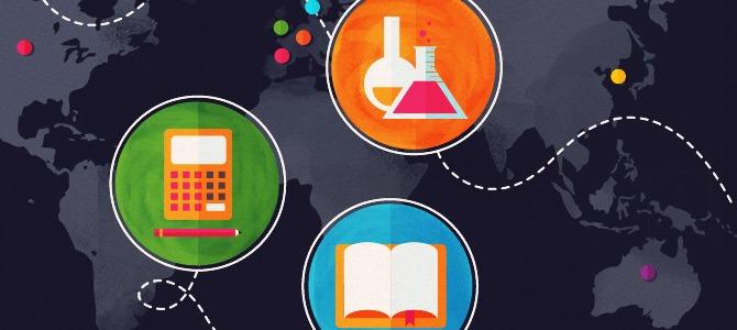 Analyzing Education Around the World | Infographic