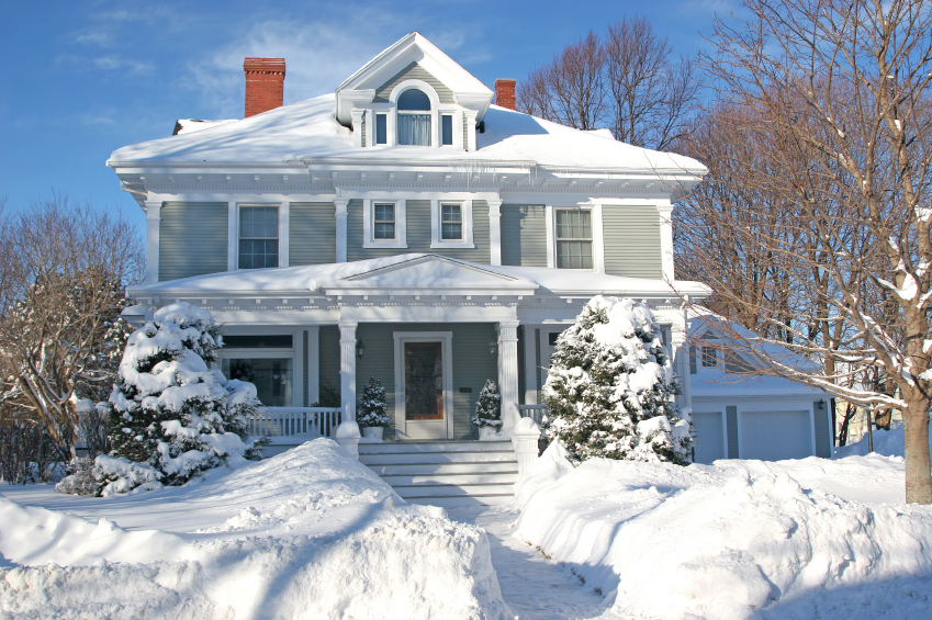 Prepare Your Home for Winter - Quicken Loans Zing Blog