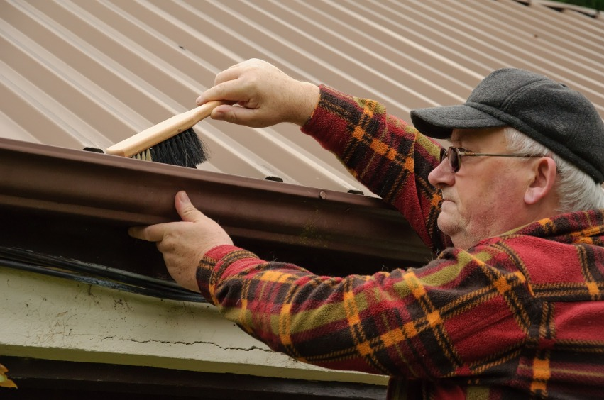 Clean Your Gutters Now or You'll Pay the Price Later - Quicken Loans Zing Blog