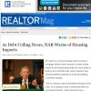National Association of Realtors Warns of Debt Ceiling Breach - Quicken Loans Zing Blog