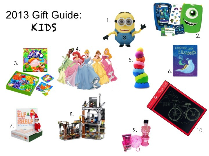 2013's Top 10 Christmas Gifts for Everyone on Your List - ZING ...