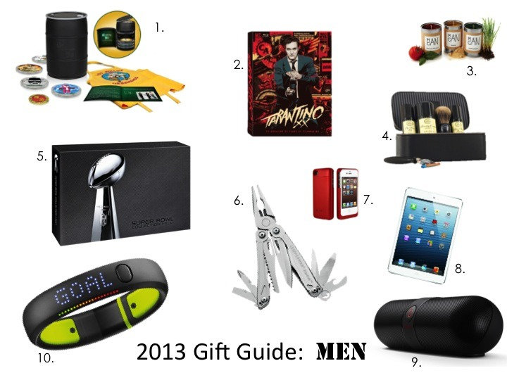 Top 10 xmas gifts for him