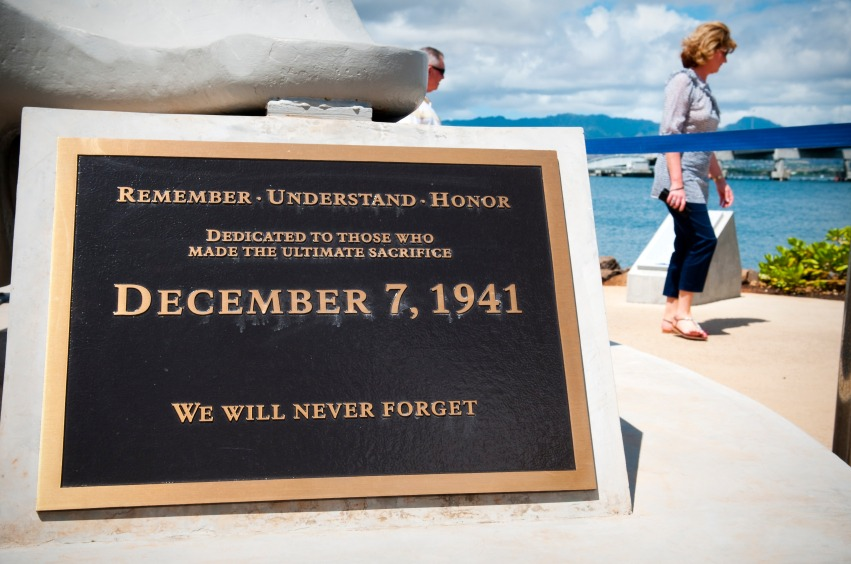 The 72nd Anniversary of Pearl Harbor - Quicken Loans Zing Blog