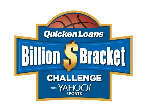 Billion Dollar Bracket - Quicken Loans Zing Blog