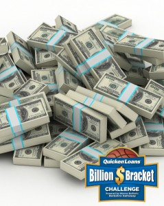 Quicken Loans Billion Dollar Bracket