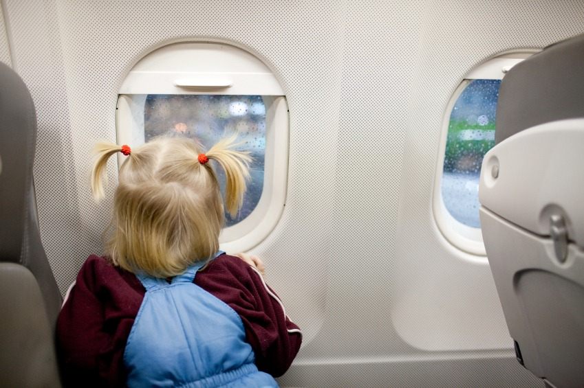 A Guide to Flying with Young Children - Quicken Loans Zing Blog