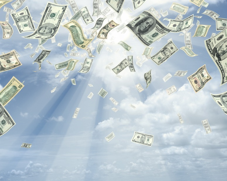 What Would You Do with a Billion Dollars? - Quicken Loans Zing Blog