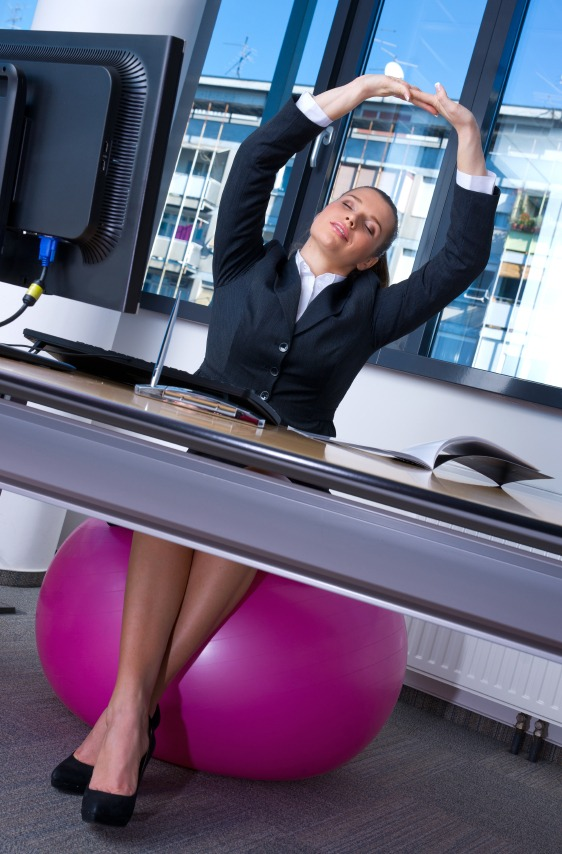 Tips for Staying Active at Work - Quicken Loans Zing Blog