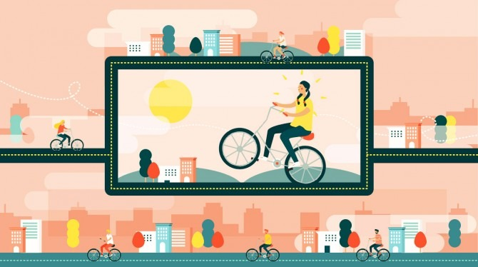 Footloose and Car Free! How Biking Can Improve Your Health and the Environment - Quicken Loans Zing Blog