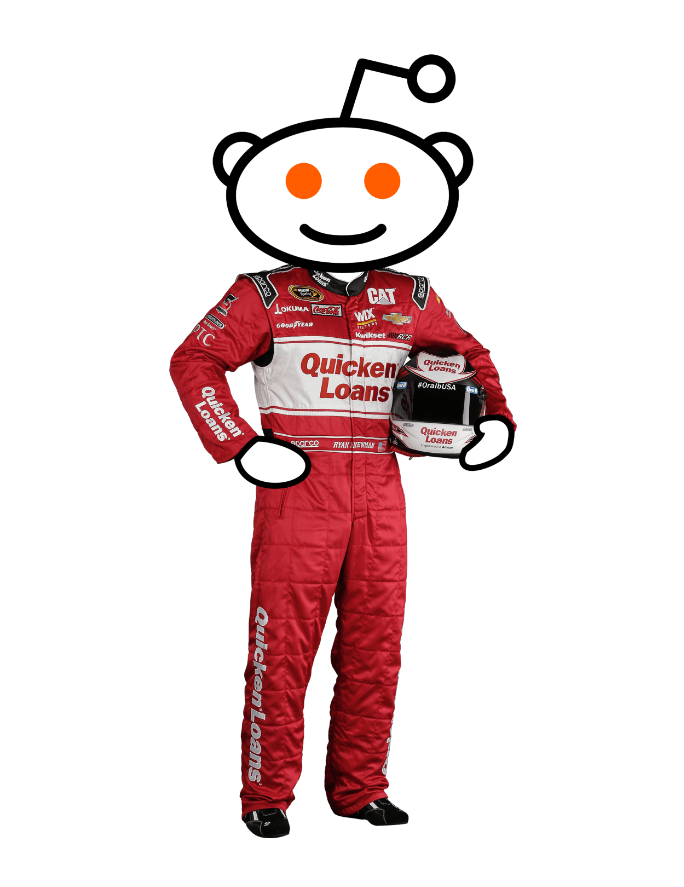Ask Ryan Newman Anything on Reddit Next Friday at 4:30 pm ET - Quicken Loans Zing Blog