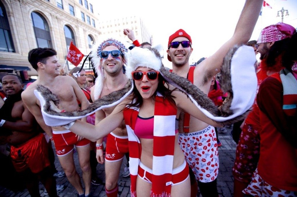 Cupid's Undie Run Detroit 2014 - Quicken Loans Zing Blog