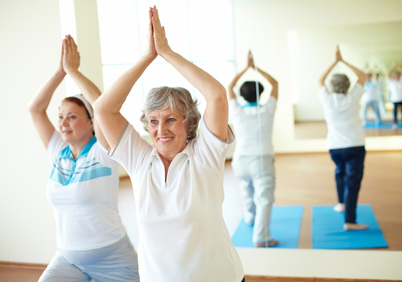 Exercises for Seniors: Yoga - Quicken Loans Zing Blog