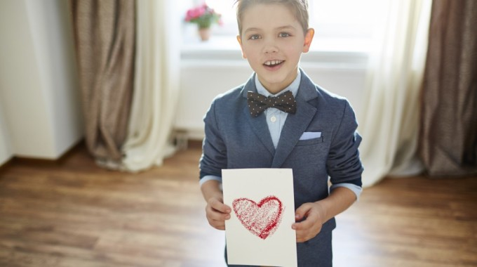 Non-Candy Valentines For Your Little Ones