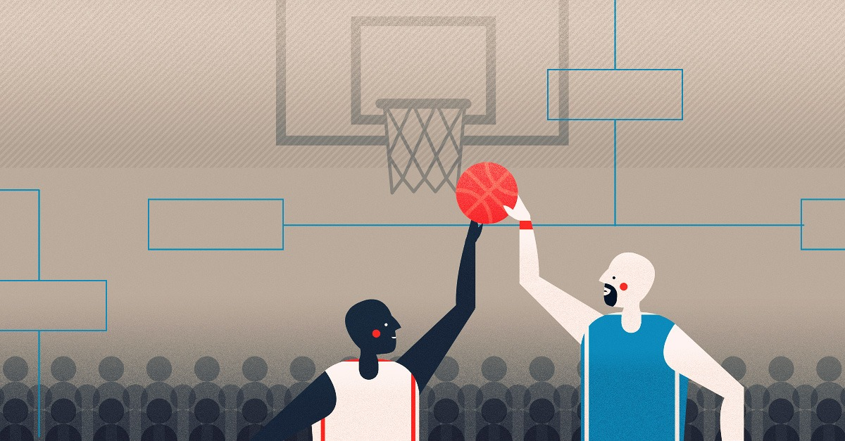 College Basketball Tournament Bracket Hacks