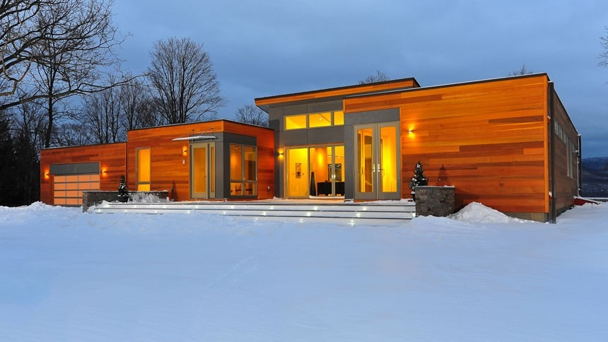 Awesome modern modular home designs zing blog by quicken Contemporary modular home designs