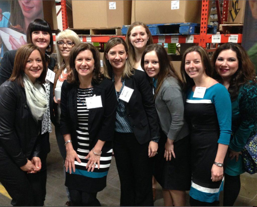 Gleaners Women's Power Lunch 2014 - Quicken Loans Zing Blog