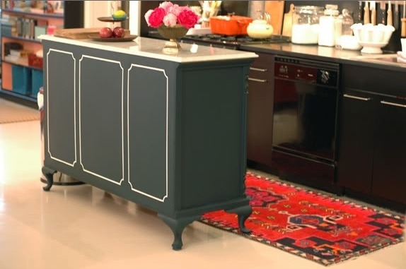 Diy bathroom vanity from dresser - Four Ideas To Repurpose Your Furniture Zing Blog By Quicken Loans