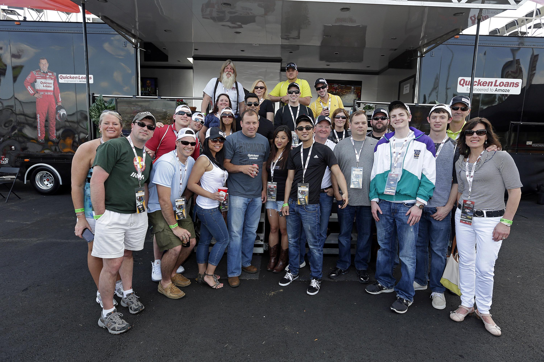 Quicken Loans Hosts IAVA Members at Richmond International Speedway - Quicken Loans Zing Blog