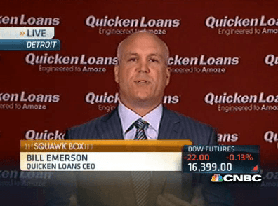 Bill Emerson Quicken Loans CEO - Quicken Loans Zing Blog