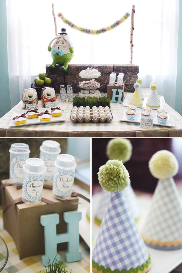 Unique Baby Shower Theme Ideas   Quicken Loans Zing Blog