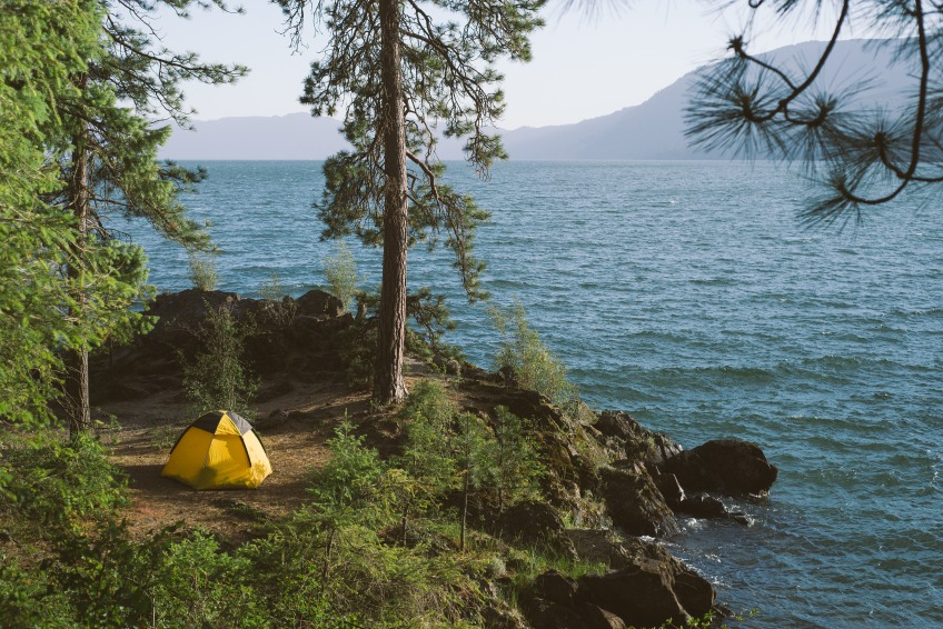 Tips for First-Time Campers - Quicken Loans Zing Blog