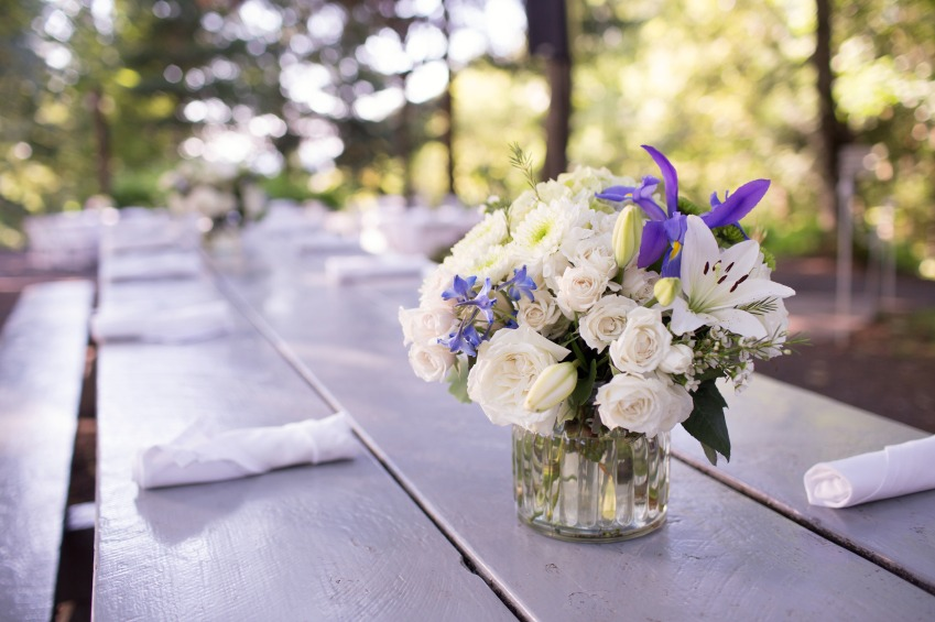 The goal is to keep costs low with cheap wedding centerpieces that look amazing enough where your guests admire their table decorations all night. DIY brides and event planners can easily design creative arrangements with our wide range of wedding centerpieces.