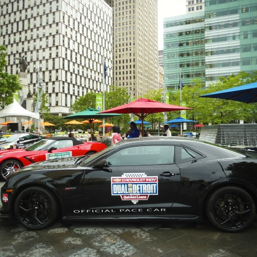 Quicken Loans Grand Prix Street Fest.