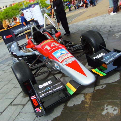Quicken Loans Grand Prix Street Fest Takes Over Campus Martius Park In  Detroit.