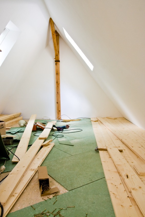 Tips for Renovating Your Attic - Quicken Loans Zing Blog
