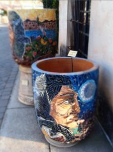 Southwestern Mosaic Pottery - Quicken Loans Zing Blog
