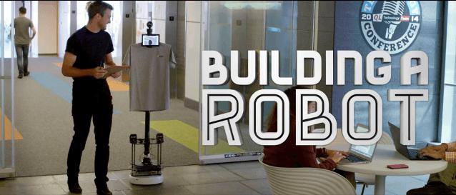 BuildingARobot