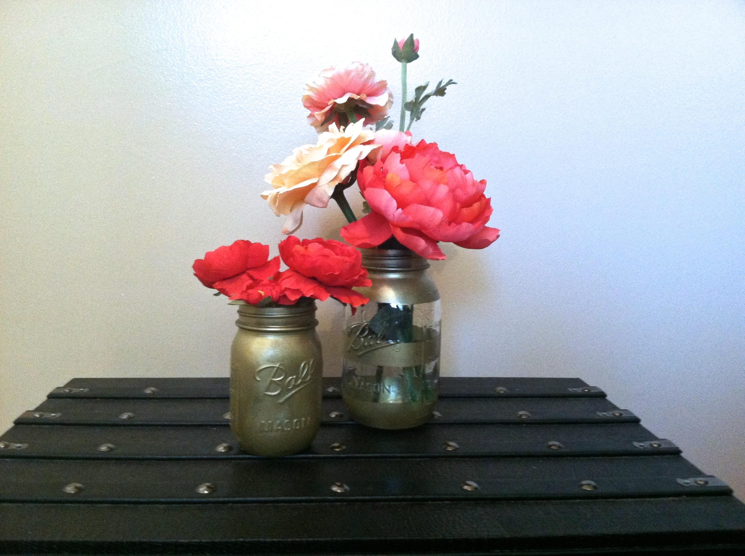 DIY: Gold Home Decor - Quicken Loans Zing Blog