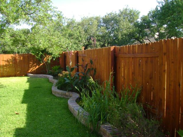Design Fencing Choosing the right fence height material design and more zing privacy fence workwithnaturefo