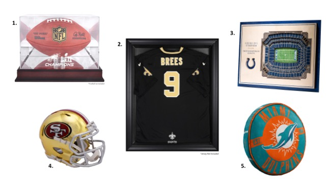 How to Create a Football Man Cave in Your Garage - Quicken Loans Zing Blog