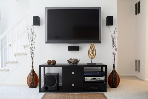 Cut Clutter: In-Wall and In-Ceiling Speakers - Quicken Loans Zing Blog