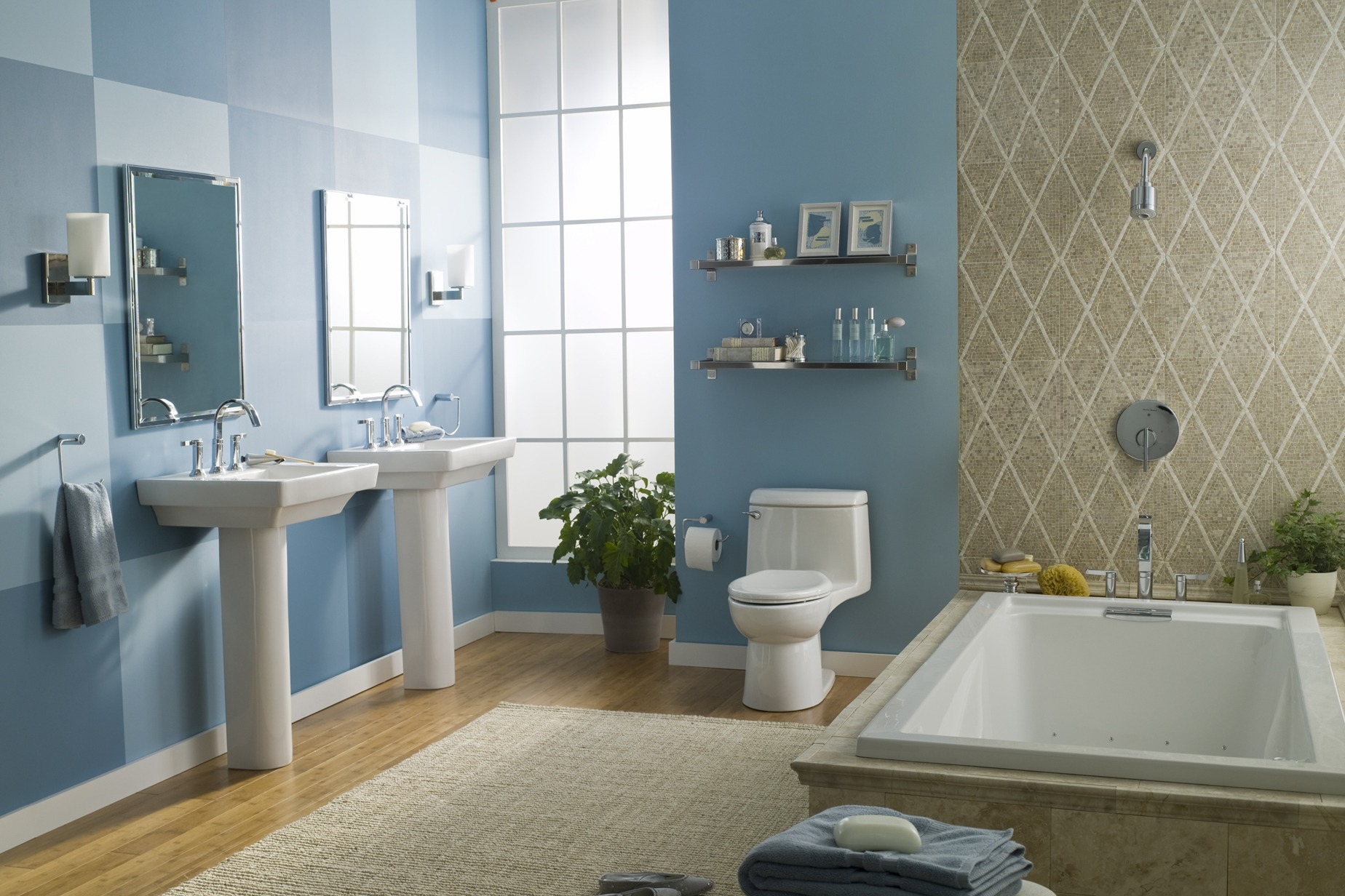 13 Pieces for a Complete Bathroom Re-Do - ZING Blog by Quicken Loans ...