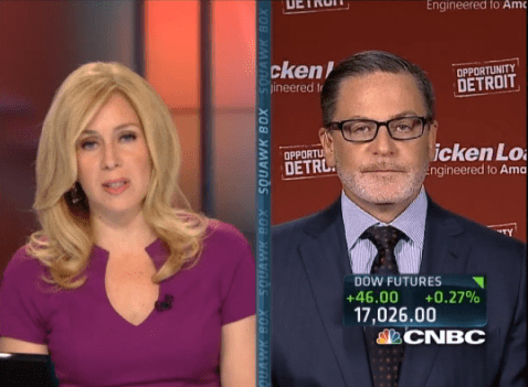 Dan Gilbert Talks About Rebuilding Detroit on CNBC's 'Squawk Box' - Quicken Loans Zing Blog