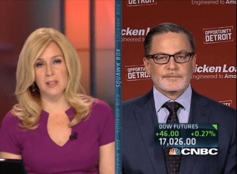 Dan Gilbert Talks About Rebuilding Detroit On CNBC's 'Squawk Box'