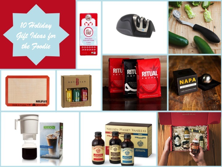 10 Holiday Gift Ideas for the Foodie - Quicken Loans Zing Blog